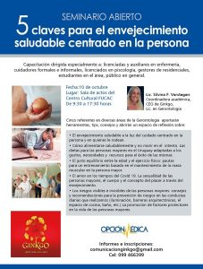 Flyer 5 claves